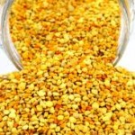Bee pollen is great for allergy relief and weight loss.