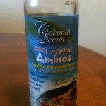 Coconut Secret's Coconut Aminos Product is a great soy sauce alternative and much healthier than most.