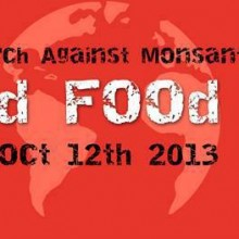 New Date Announced for Next March Against Monsanto Event This Fall