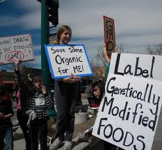 Activism for organics and against GMOs seems to be making a big change.  Picture: Alexis Baden-Mayer, Flickr.
