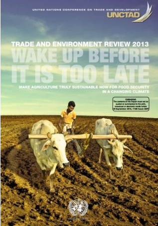 """The New UN Farming Report """"Wake Up Before It's Too Late."""""""