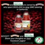 Smucker's Facebook page has been deluged by anti-GMO comments.