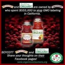 Smucker's Disables Facebook Wall Comment Display After Onslaught of Anti-GMO Comments