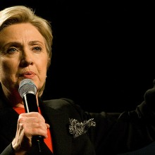 Hillary Clinton Serves as Cheerleader for GMOs at Biotech Event (But What's She Eating at Home)?