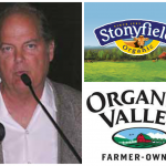 Controversy is brewing over organic dairy companies and the Organic Consumers Association.