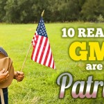Are GMOs patriotic? It seems only a rogue element of the U.S. government really thinks so.