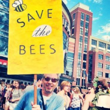 Protesters Set Up Shop in Front of One Direction Concert for National Honey Bee Day (w/video)