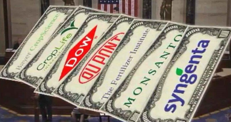 One petition seeks to overturn Citizens United which has been a boon to pro-GMO corps. PHOTO: Pricele$$ movie