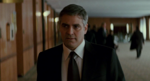 Scene from 'Michael Clayton' starring George Clooney.