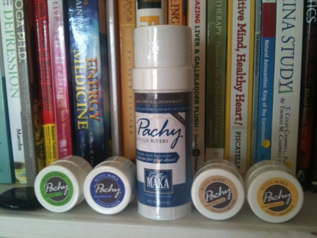 Rough Waters, the middle deodorant here, has a fresh bergamot essential oil smell that reminds me of Old Spice body wash.