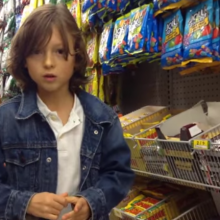 "Nine-Year-Old Activist of 'March Against Monsanto' Fame: ""Don't Eat Another Halloween Candy Before You Watch This!"""