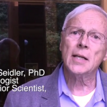 Ray Seidler was the First EPA Scientist to Study GMOs; Here's His Message to Anyone Who Thinks They're Safe