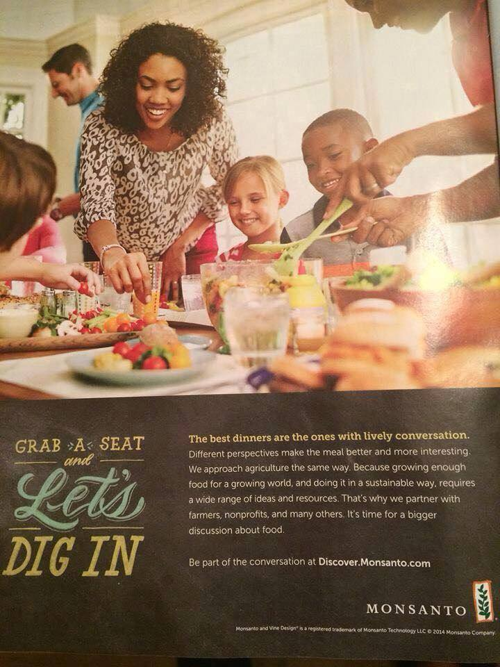 This ad is expected to appear in 2015 in Oprah's 'O' magazine according to the IRT.