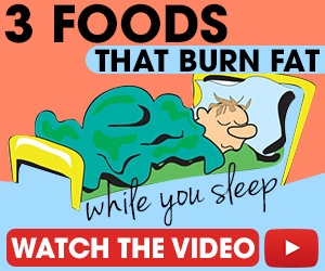 3 foods that burn fat while you're sleeping