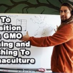 how to switch from gmo farming to organic