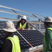 Largest City in Vermont Becomes the First in the U.S. to Run on 100% Renewable Electricity