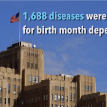 Massive Columbia University Medical Study Finds Connection Between Birth Month and Disease Risk