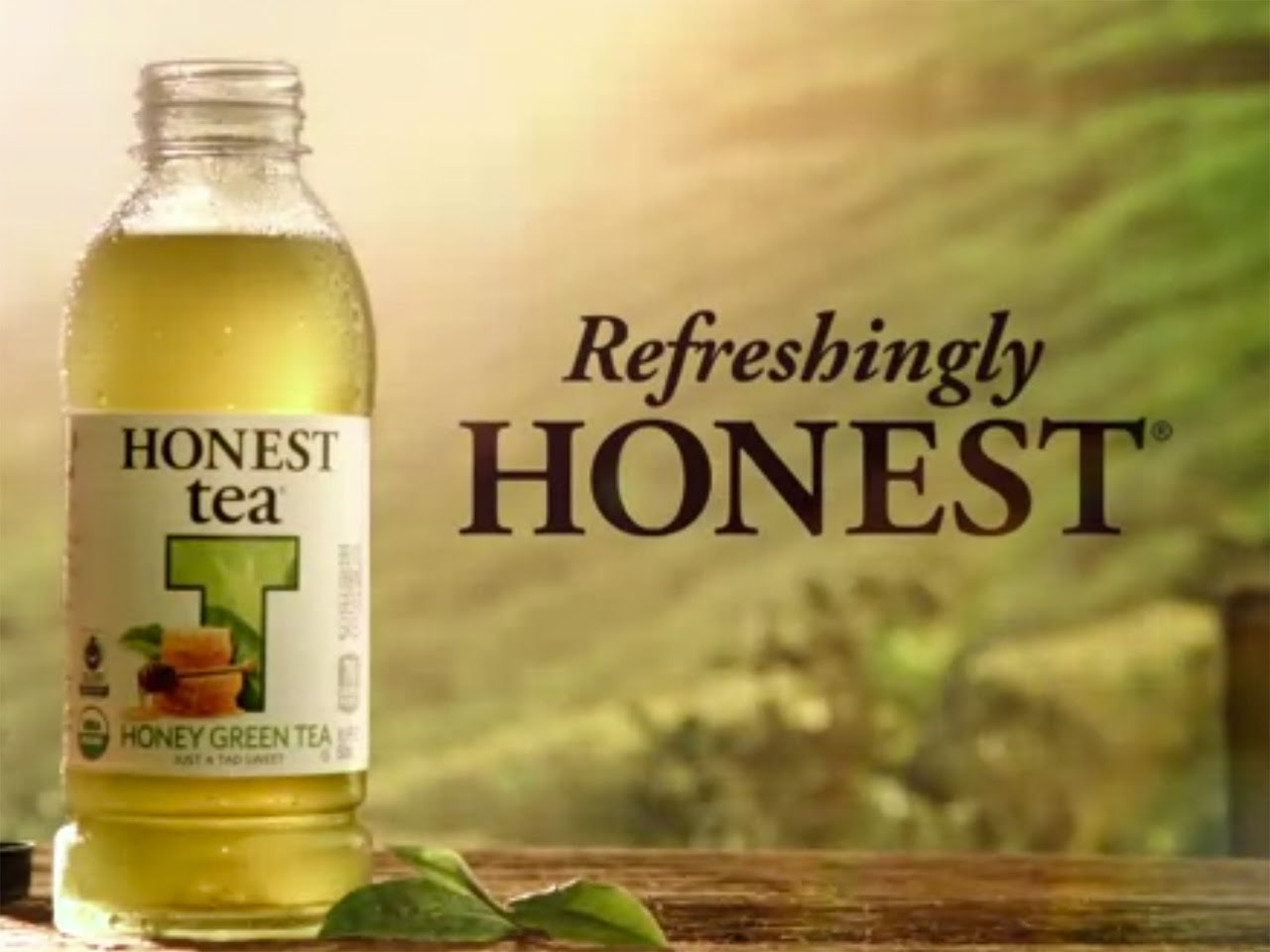 Honest tea coke