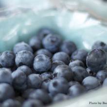 A cup of blueberries a day helps protect against Alzheimer's and Hypertension, studies show