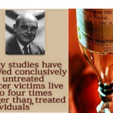 This Doctor's 25 Years of Research Showed: Cancer Patients Live 4X Longer by Refusing Chemotherapy