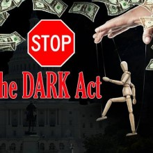 Big Money Always Wins in Politics. But We Have a Real Chance to Stop the DARK Act (Here's How)