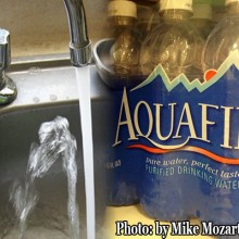 Aquafina Finally Comes Clean on Where Its Bottled Water Comes From