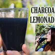 Why Charcoal Lemonade is The New Way to Detox (with recipe)