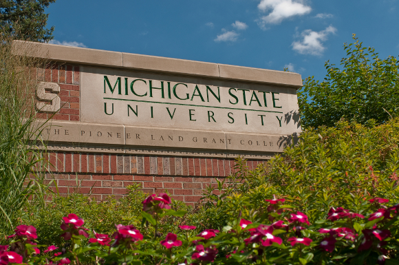 Michigan State University is one of numerous universities that have received millions in research money from Monsanto. PHOTO: MSU.edu