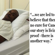 """There is another way"" – Man Refuses Surgery and Chemo and Cures His Bladder Cancer With These…"