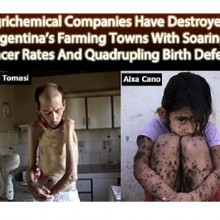Streets of Argentina Erupt in Protest of Monsanto Poisonings, Massive GMO Seed Plant