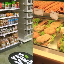 Great News! First Ever Vegan Supermarket Coming to The U.S. (Selling Groceries, Clothing & More)