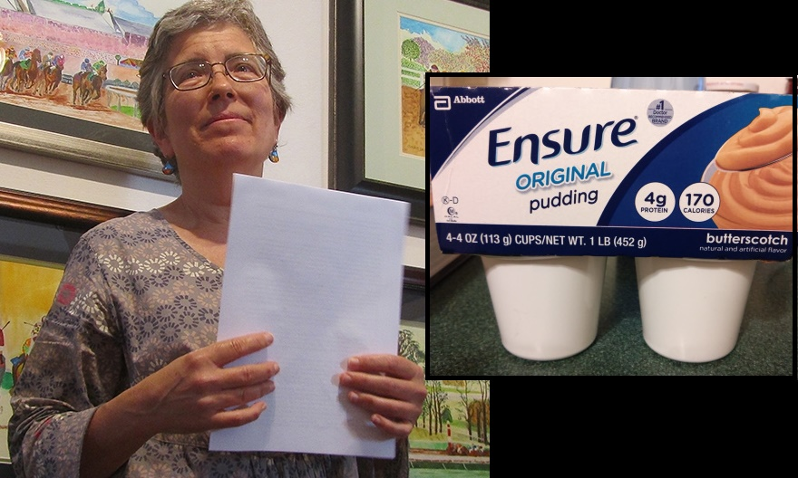 """I Wouldn't Feed This Stuff to a Dying Animal"" – Terminal Hospice Patient Exposes Truth About Ensure Nutrition Drinks"
