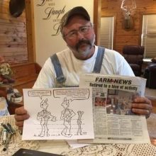"""I Only Submitted Facts:"" Iowa Man Fired After 21 Years Over Controversial Monsanto Cartoon"
