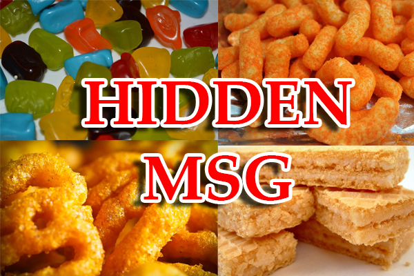 What is MSG in food?