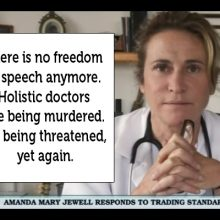 """""""Stop These Murders"""" — Independent Cancer Researcher Says She Was Threatened Over Apple Seeds, Her Powerful Response to the Government and Pharmaceutical Industry"""
