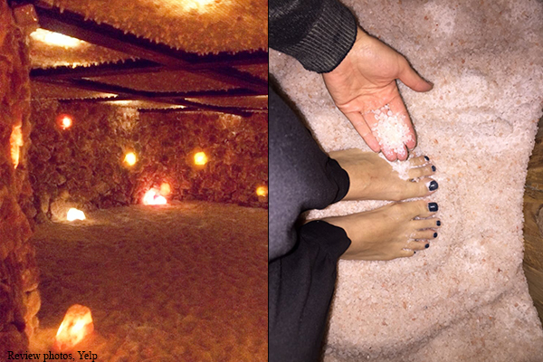 Wow This Cave Is A Himalayan Salt Paradise With 45 Tons