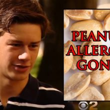 """I don't have to worry"" – 16-year-old Got Rid of Peanut Allergy Thanks to This Groundbreaking Study (We Are Dealing with Nut Allergies All Wrong)"