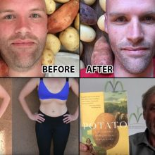 These People Ate Nothing But Potatoes for Up to A Whole Year! Their Results Will SHOCK You