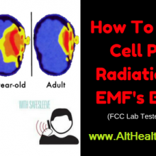 The Simple Way to Reduce Cell Phone EMF's, Radiation and More By Up to 99% (FCC Lab Tested and Certified)