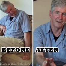 Rx Drugs and Surgery Failed Him for Decades in His Battle With Parkinson's. But One Drop of Cannabis Oil Later, Everything Changed…