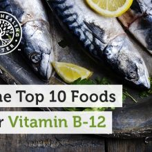 The Top 10 Food Sources of Vitamin B-12 (Essential for the Nervous System, Brain Health and Much More)