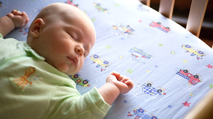 baby prevent sids tips