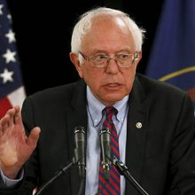 """I Vigorously Oppose This Nomination:"" Sanders Lashes Out at Trump Over Hiring of Big Pharma Exec. For Top Health Post"