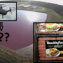 """Drone Footage Exposes What Happens at the Largest Pork Producer in the U.S. — Discovers a Toxic """"Lake"""" of…"""