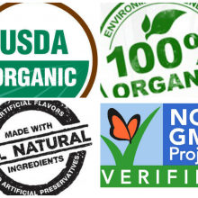 How to Avoid GMOs: What the USDA Organic Symbol Means