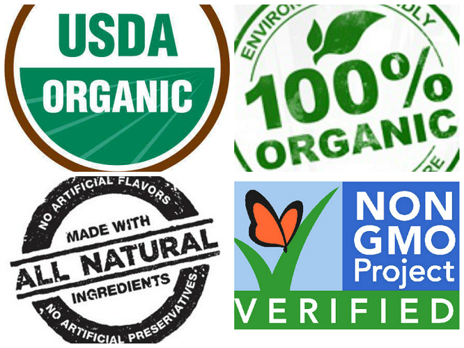 How To Avoid Gmos What The Usda Organic Symbol Means