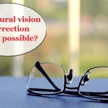 Feature Interview: Is Natural Vision Improvement Possible Without Laser Surgery?