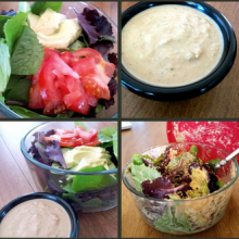 Featured Recipe: Synergy Salad with Toasted Miso dressing