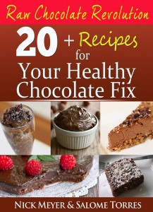 Click here to get a copy of 'Raw Chocolate Revolution.'