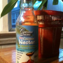 Coconut Nectar: A Healthy Vegan Substitute for Sugar, Honey
